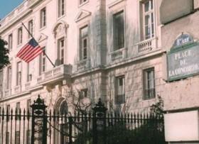 Ambassade des États-Unis